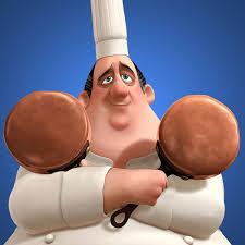 Ratatouille Picture Courtesy Pixar / Disney