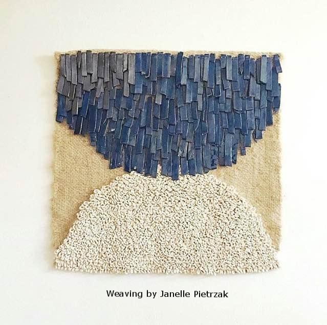 Weaving by Janelle Pietrzak