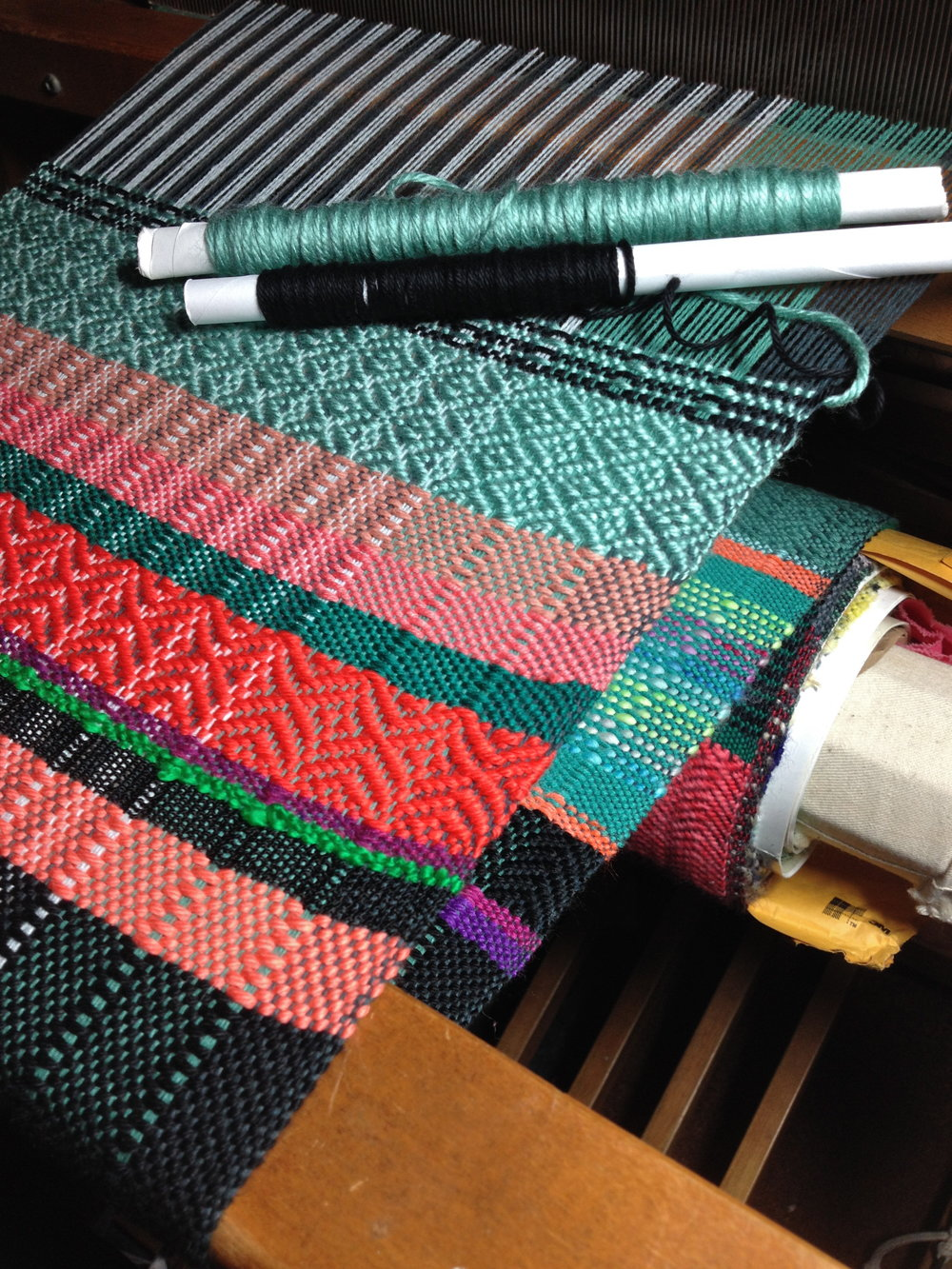 weaving challenges the weaving kind