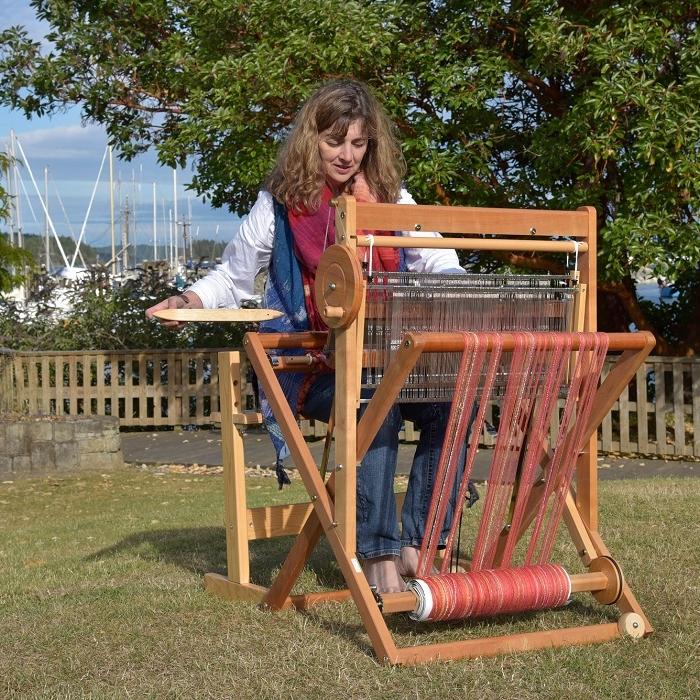 canada weaving workshop saori