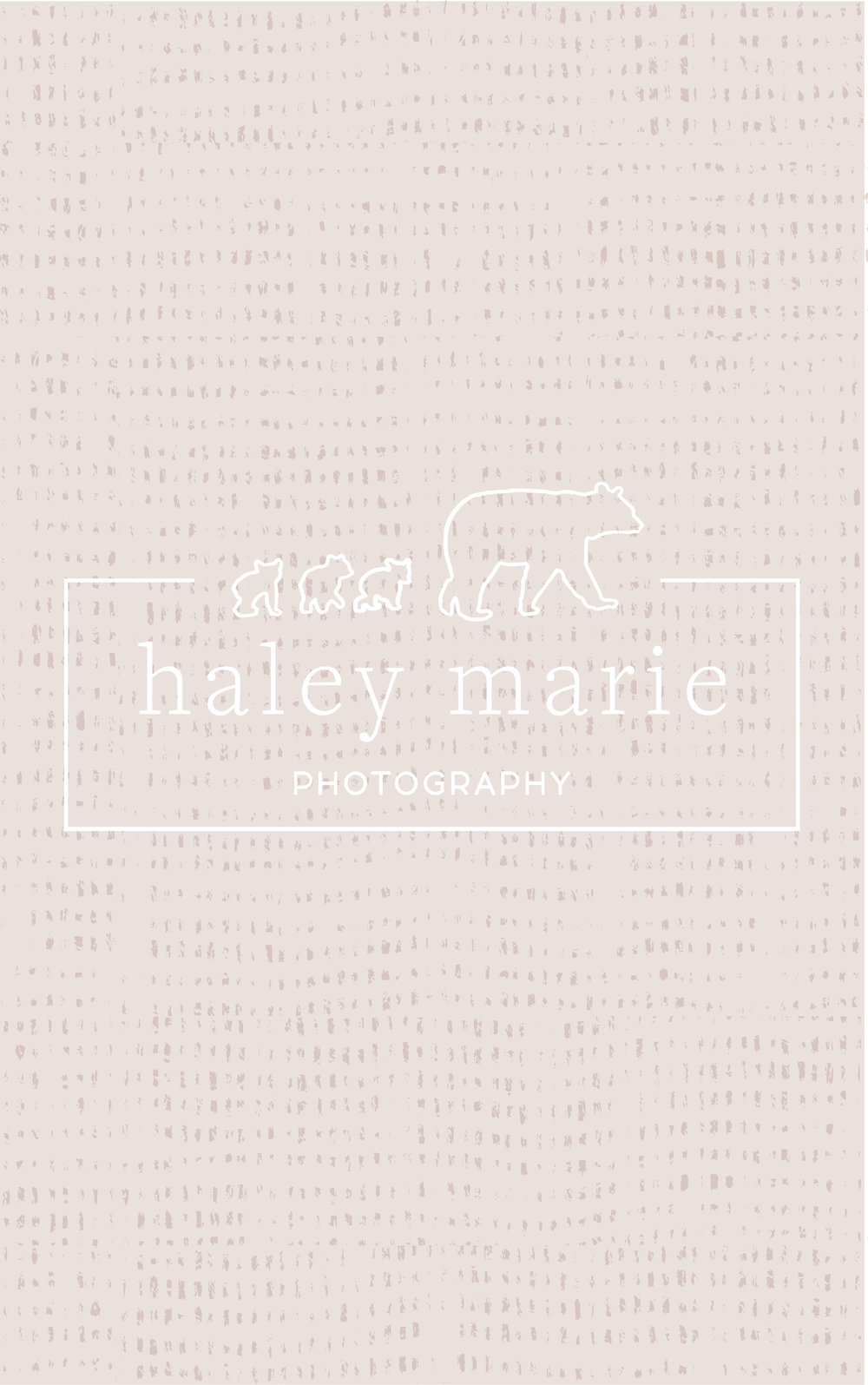 Haley Marie Photography Branding