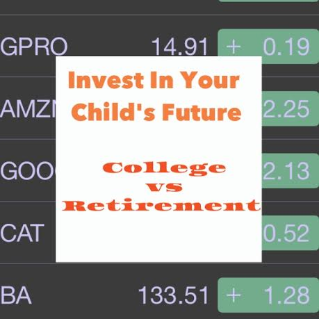 Are you saving for a milestone in your child's life? Compound interest can be your friend.