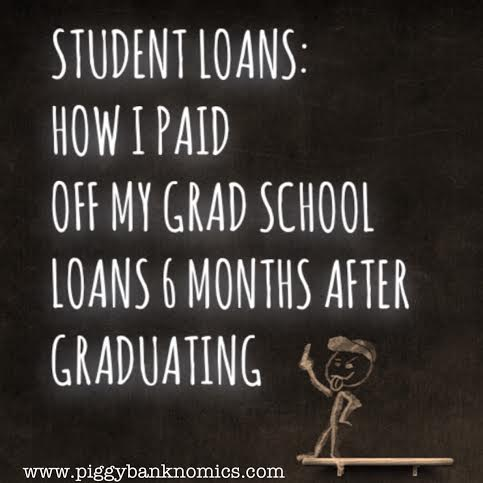 Student loans repayment