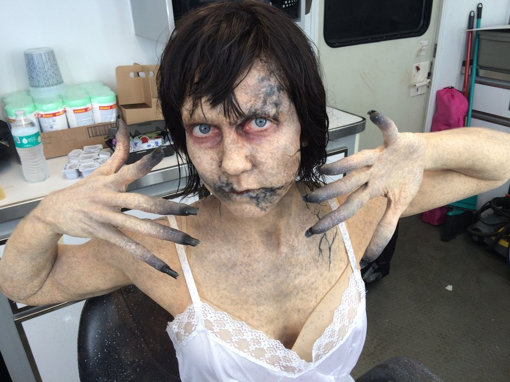 Sleepy Hollow TV series 2015. Makeup Application only. Prosthetics and design by Corey Castillano.