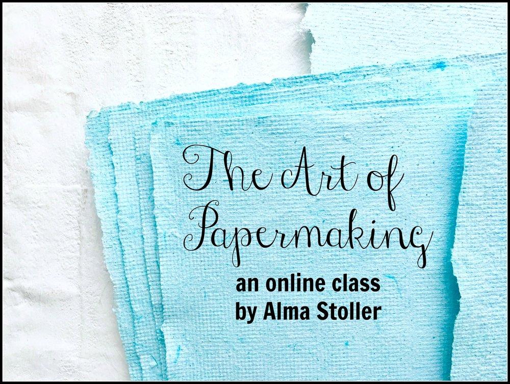 alma stoller papermaking  online class  border plain.jpg