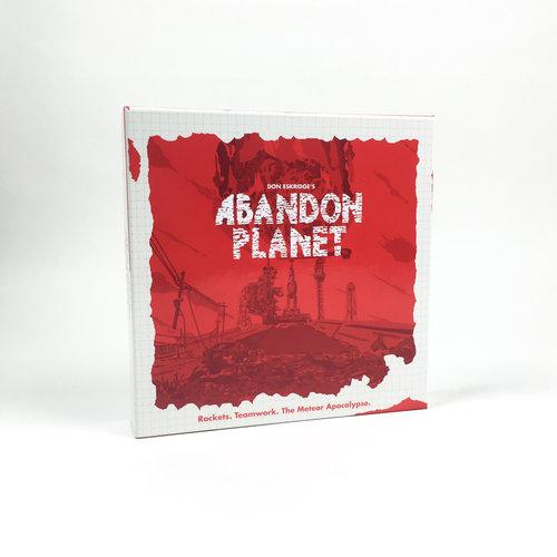 Abandon Planet (T.O.S.) -  Orange Machine Games