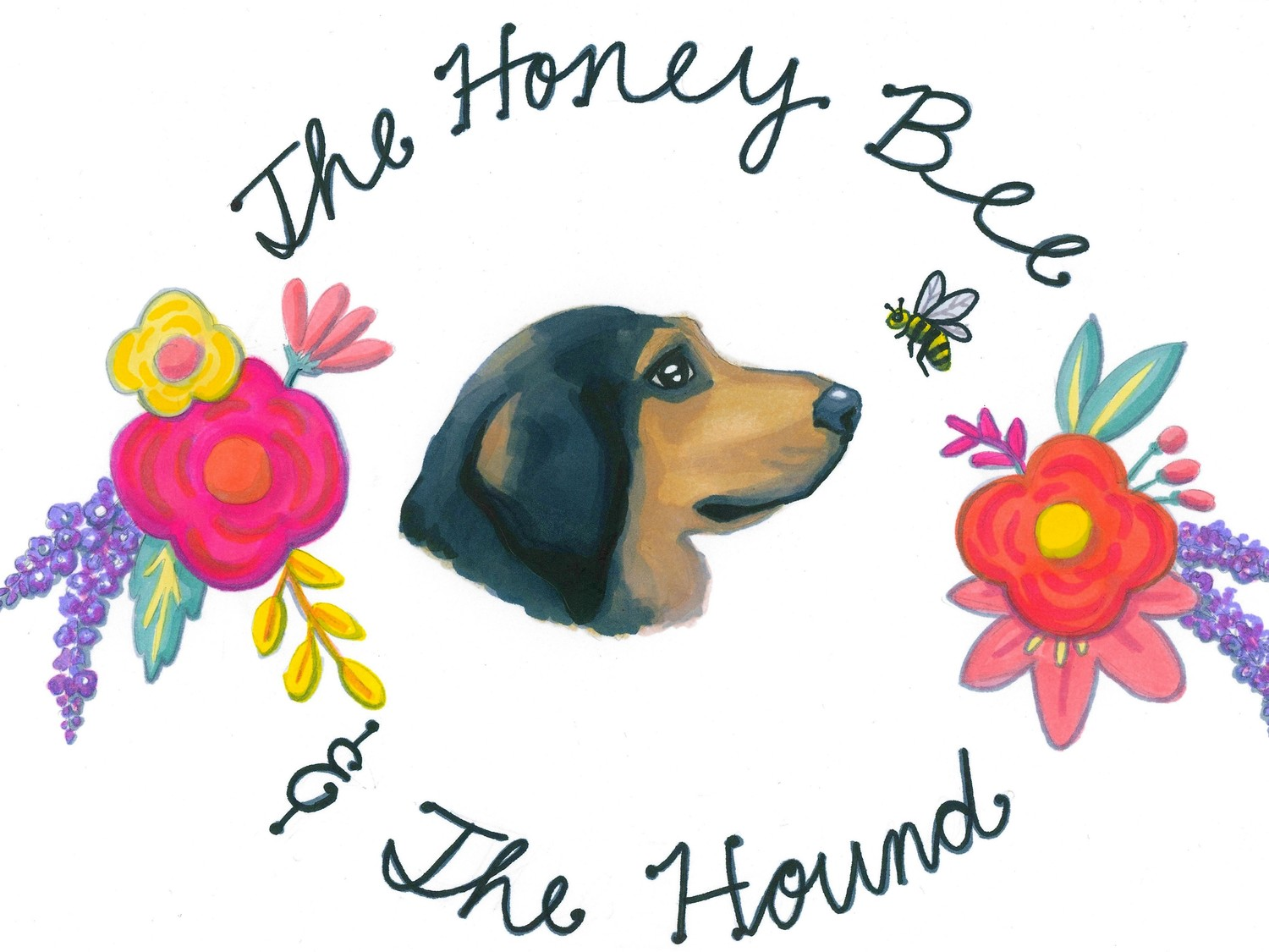 The Honey Bee & the Hound
