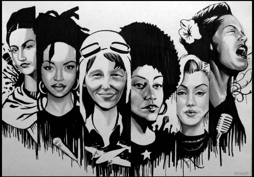 Celebrating History - March is Women's History Month.Join us in celebrating the amazing, brilliant, and strong women in our Young Writers community and the women throughout history who have inspired all of us.