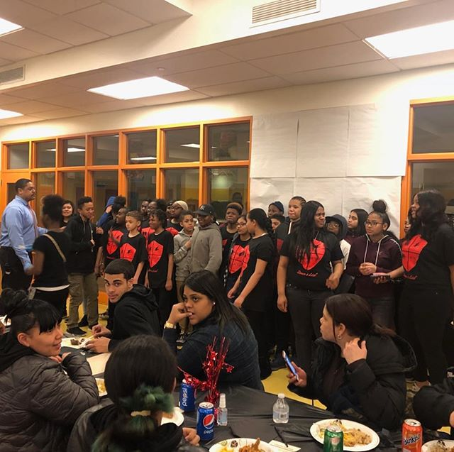 Congratulations to all the middle school students and families who were invited to our first annual Deans' Dinner. We're so proud of all the great work you've done so far this year. Thanks to Urban Advantage and the Queens Botanical Garden for joining us!
