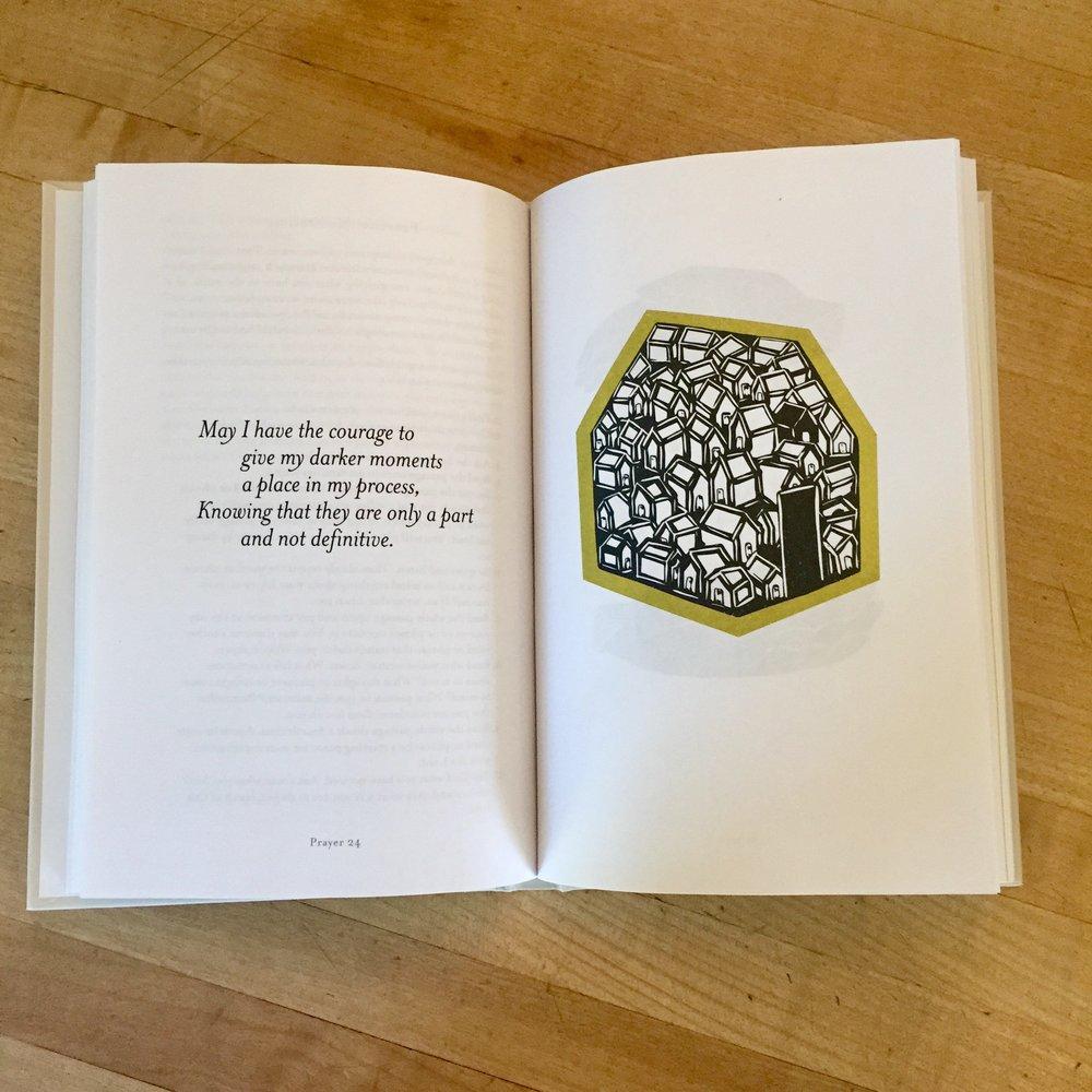 Prayer/art from PRAYER: Forty Days of Practice