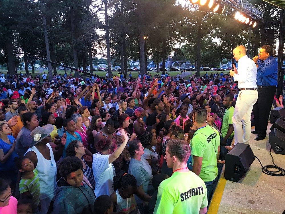 Evangelist Jonathan Shuttlesworth, Revival Today