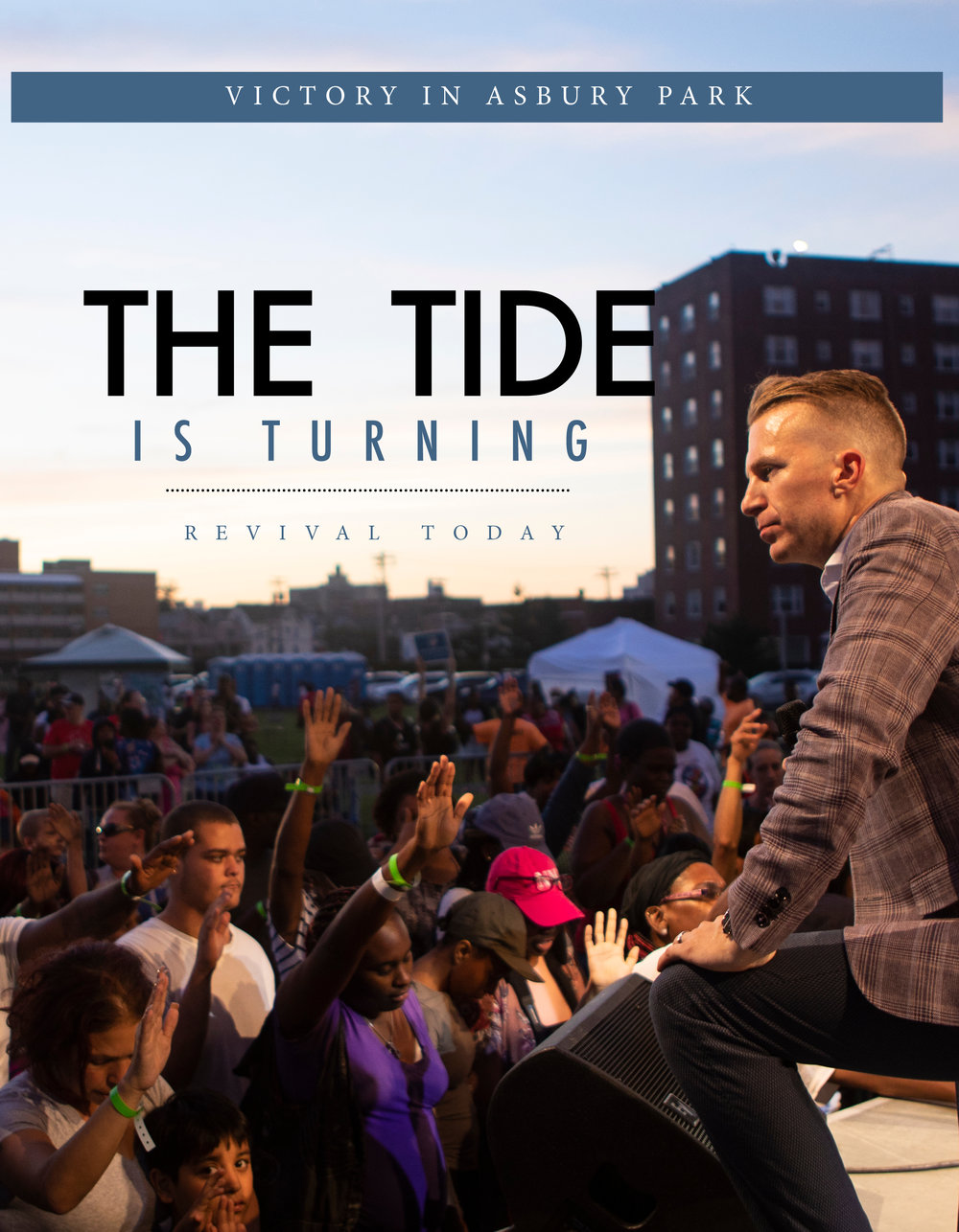 Jonathan Shuttlesworth, Turning the Tide Revival Today