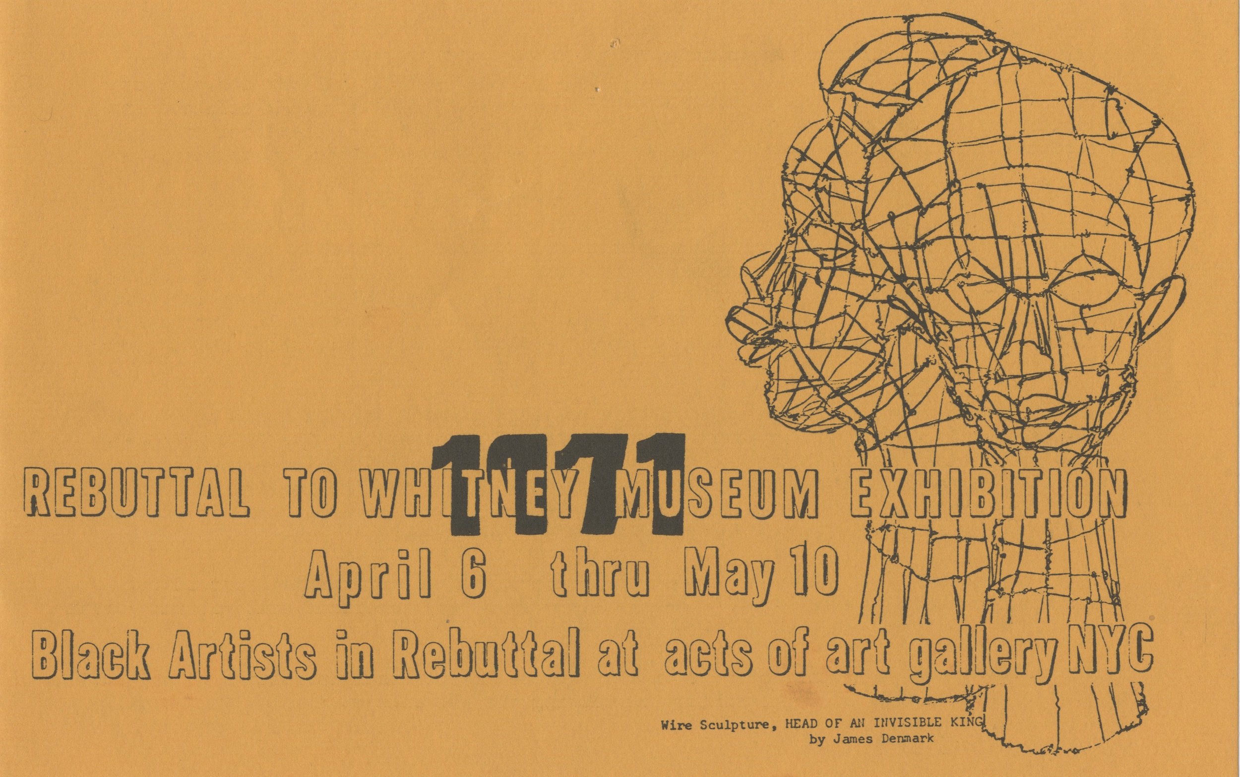 Calendar Leubsdorf Gallery Bertha Wiring Diagram Acts Of Art And Rebuttal In 1971
