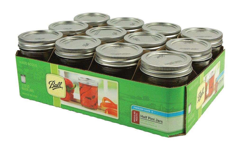 Pint Jars