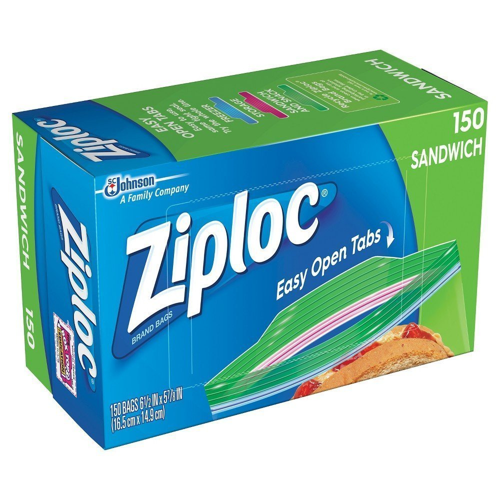 Small Ziploc bags