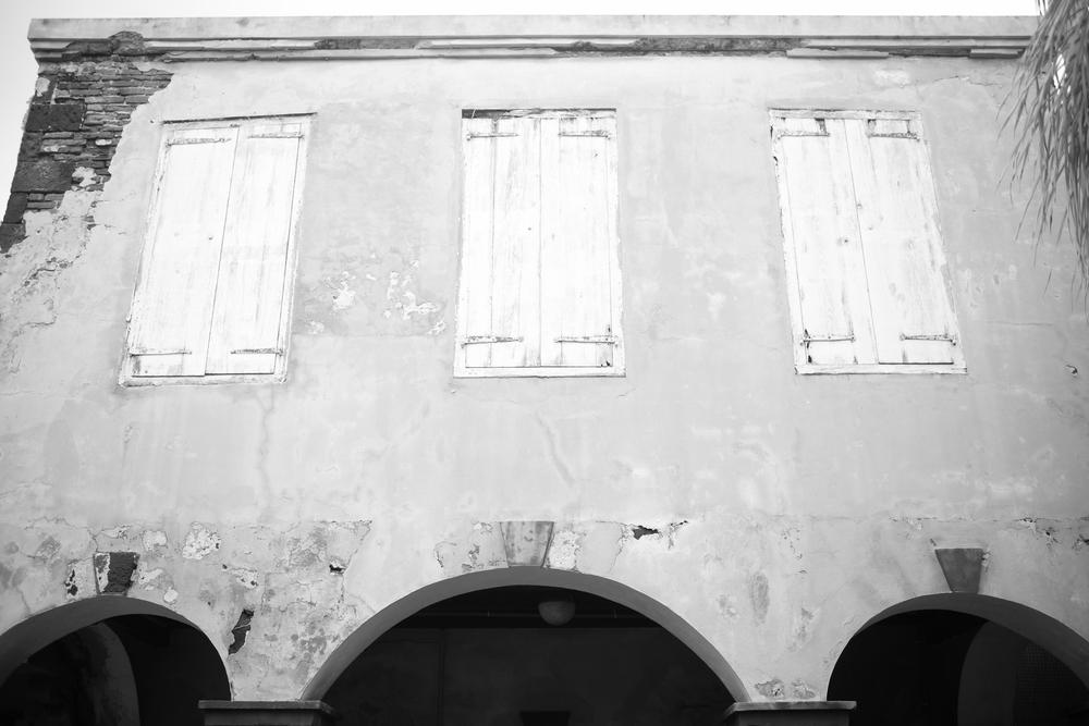 Gustavia - l'ancien Alma / former Alma store