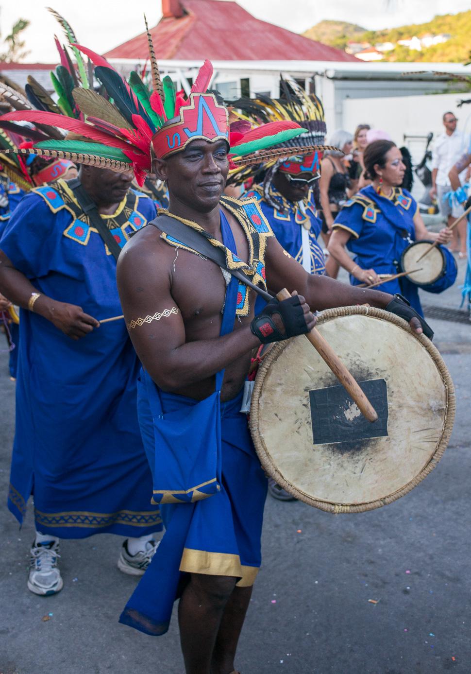 Carnival, Gustavia - Feb / fév 2015