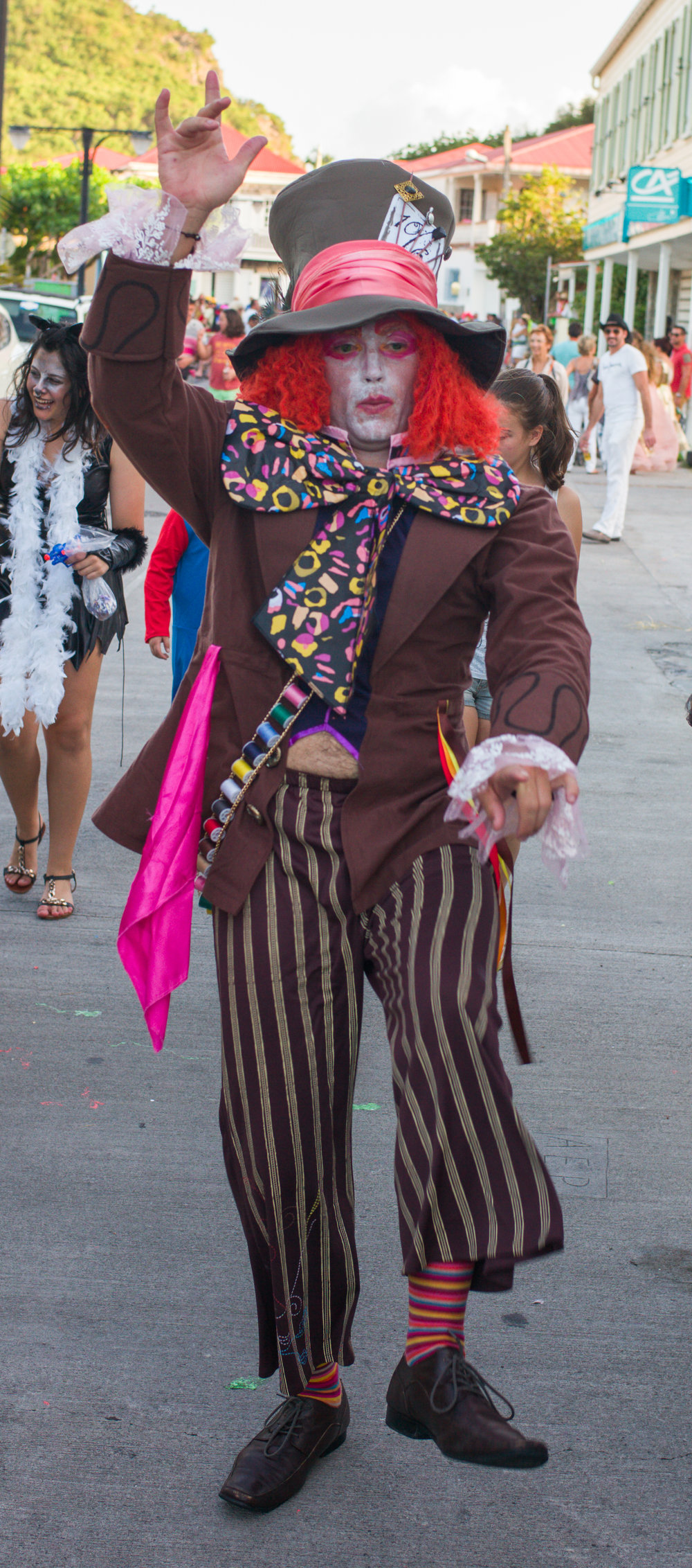 Jacko Lives ! | Carnival, Feb - fév 2015
