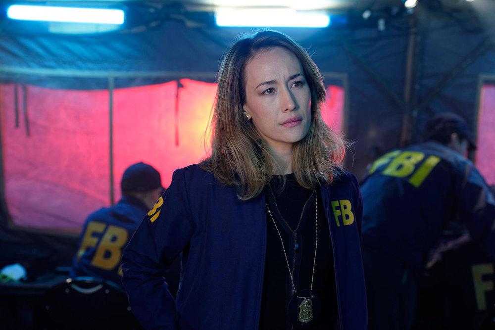 Maggie Q as Hannah Wells (source)