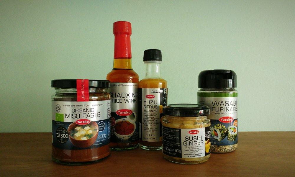 yutaka ingredients