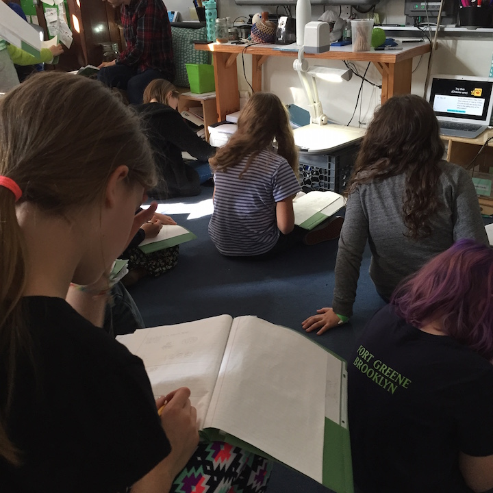 Routines to build fluency and develop deeper understandings.