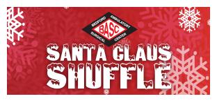2018 Registration to Santa Claus Shuffle