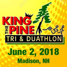 2019 Registration to King Pine Tri & Duathlon