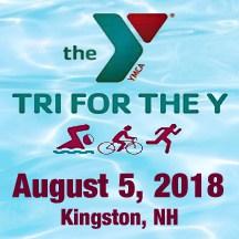 2018 Registration to Tri For The Y Triathlon