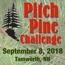 2018 Registration to Pitch Pine Challenge