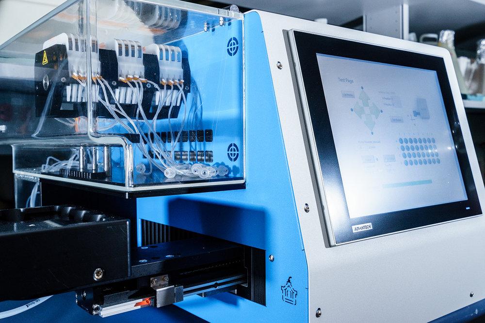 Biorep Technologies Perifusion System