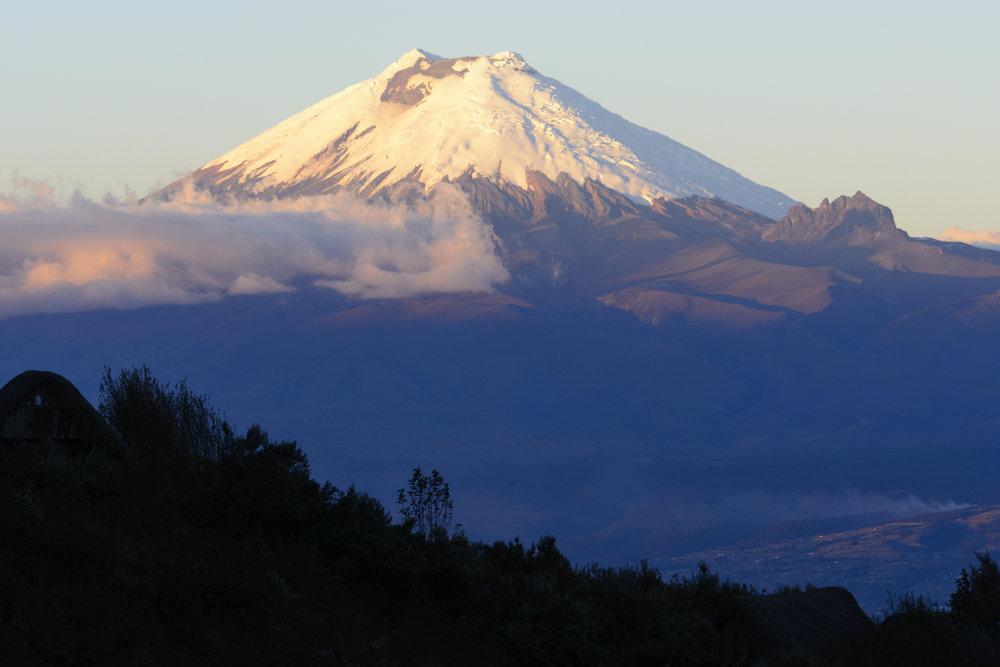 Cotapaxi Ecuador
