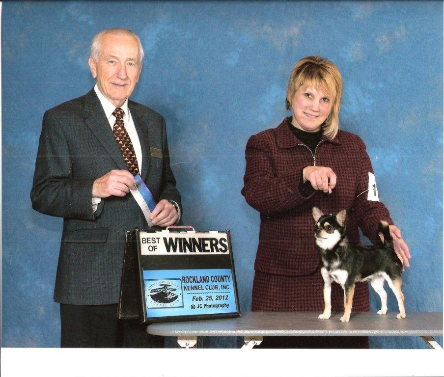 Congratulations to Kim and Paul Prelovsky