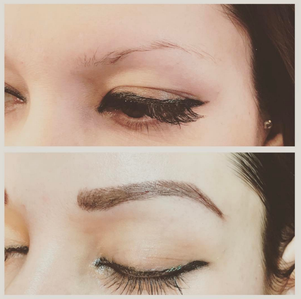 Eyebrows — LC\'s Cosmetic Tattoo Artistry