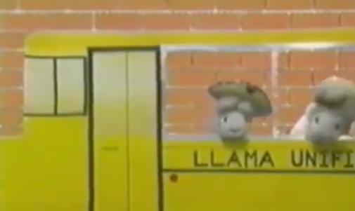 Get to Llama School!