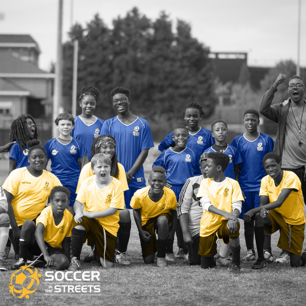The Social Impact Soccer organization pledges to expand Station Soccer programming