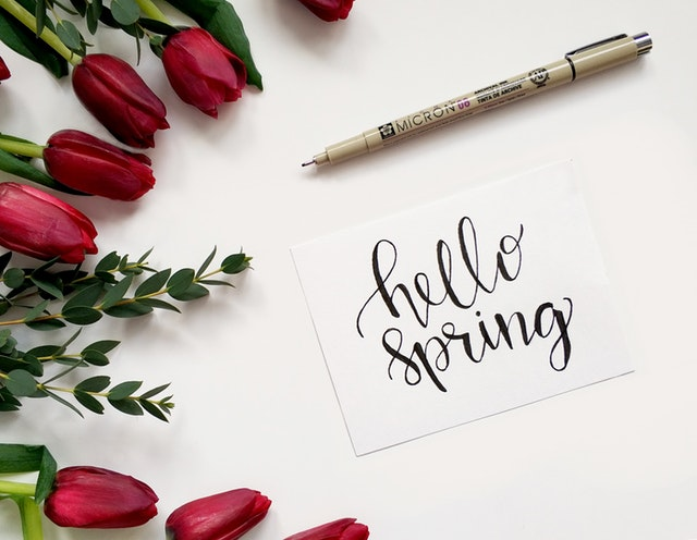 Spring is in the air... -
