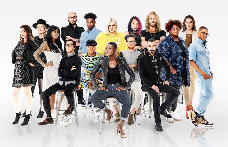 Project Runway Season 15 Cast