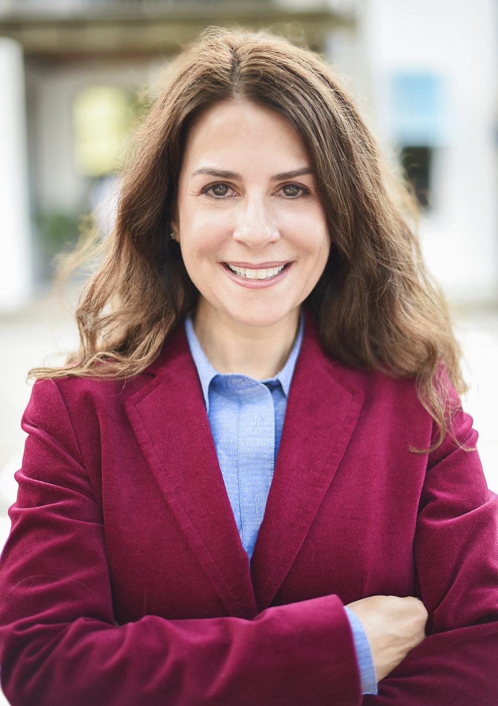 Dr. Amanda VanDerHayden of Spring Math