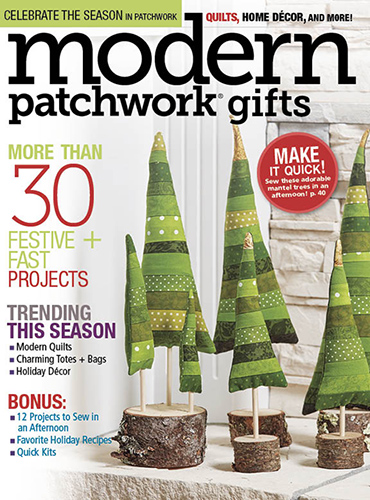 Modern Patchwork Gifts 2016 cover