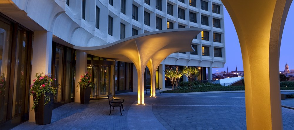 The Washington Hilton - Dupont Circle. The Hinckley Hilton. A national landmark. Let's tear it up. Click here to book using our code, or mention EACYPAA over the phone.