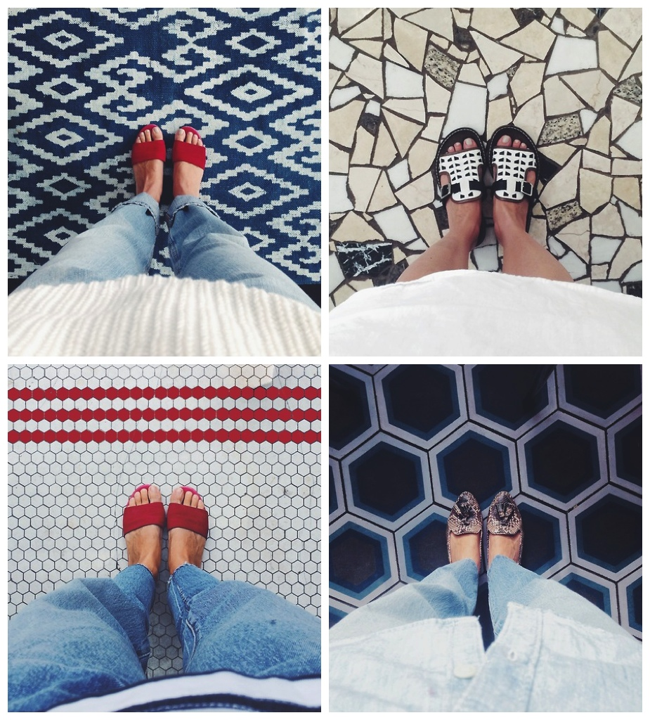 Selfeet_Collage