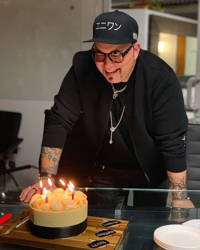 Lots of love to our Co-Founder / Chief Brand Officer / Awesome Boss Man / All-Star Human on his birthday!!! Michael continues to inspire every one of us each day, rain or shine. We love you!