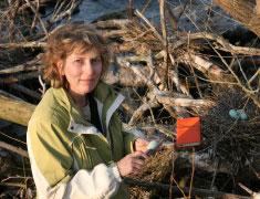<b>DR. SUSAN ELBIN</b><br>NYC Audubon