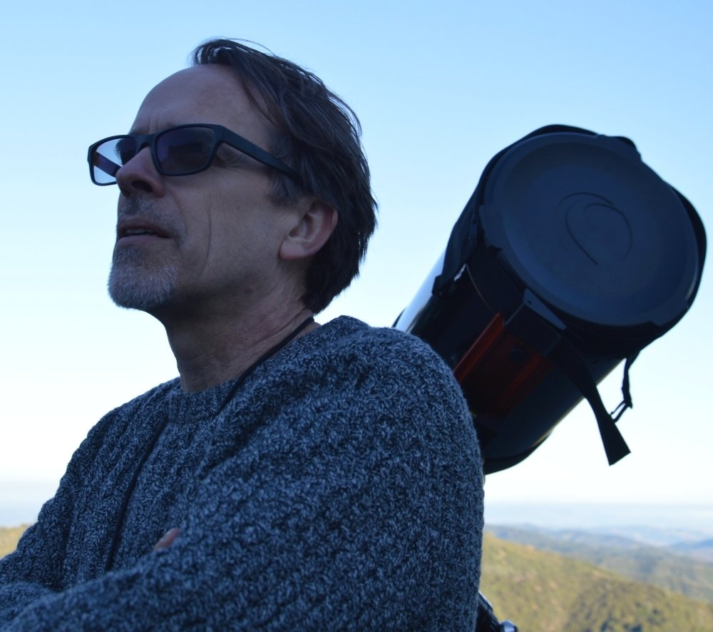<b>STEVE GREEN</b><br>Amateur Astronomer