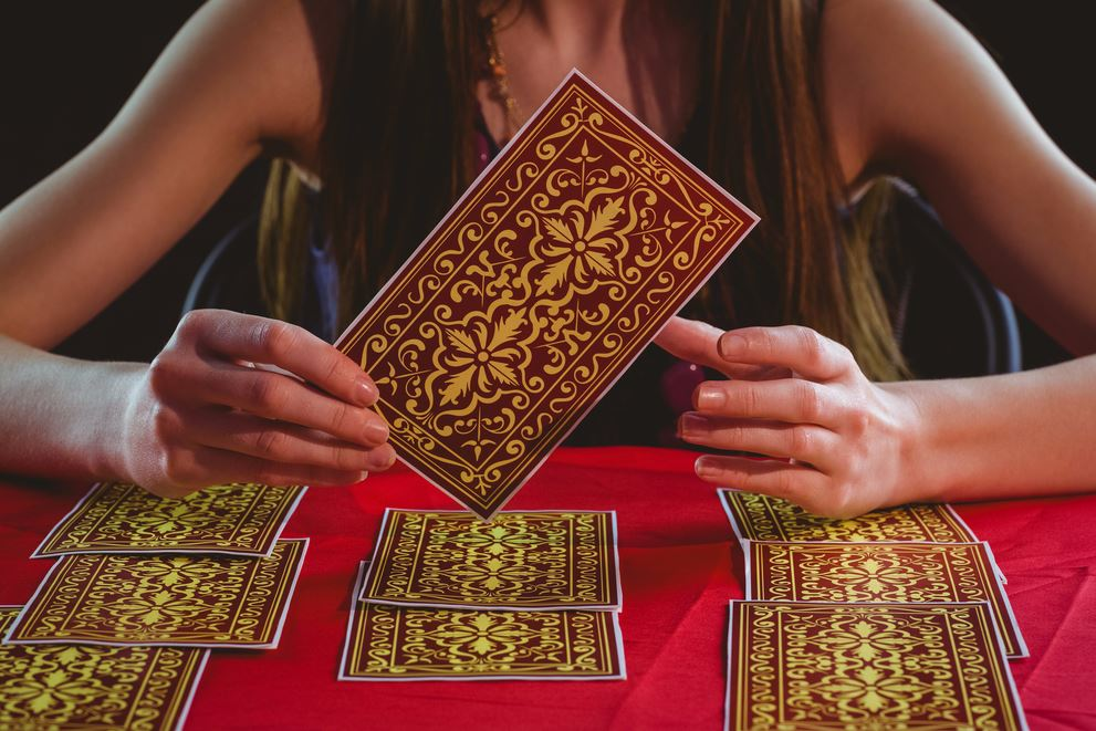 tarot card readings in portland
