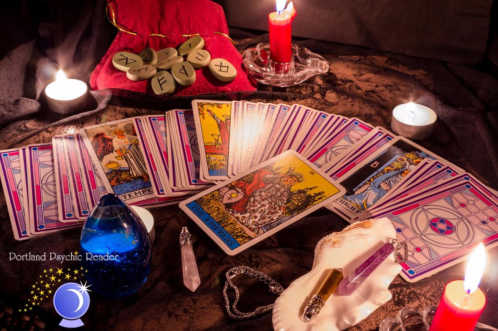 tarot card reader in portland