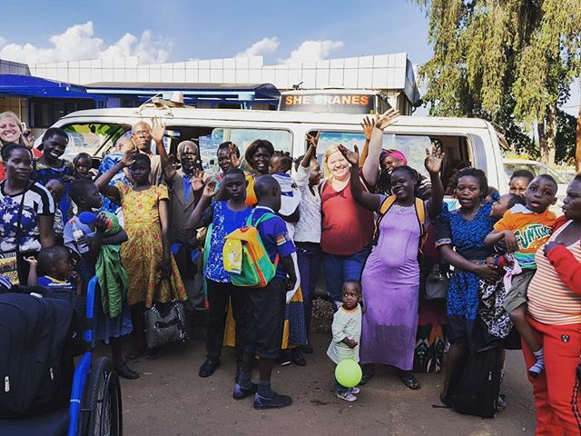 Our families were excited to attend the Special Needs Awareness Day in Kampala 👏🏻