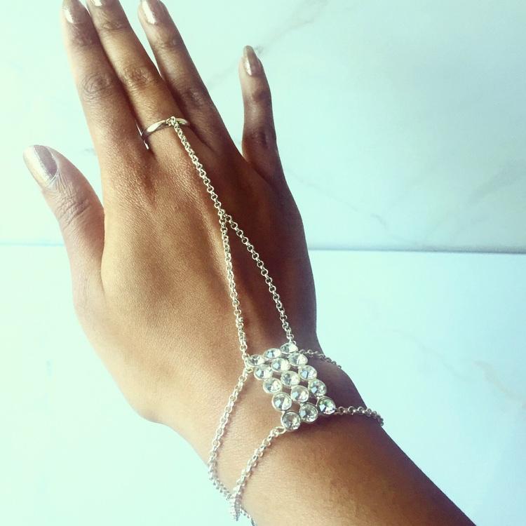Bracelets & Hand Jewelry — GoddessLuxe Jewelry