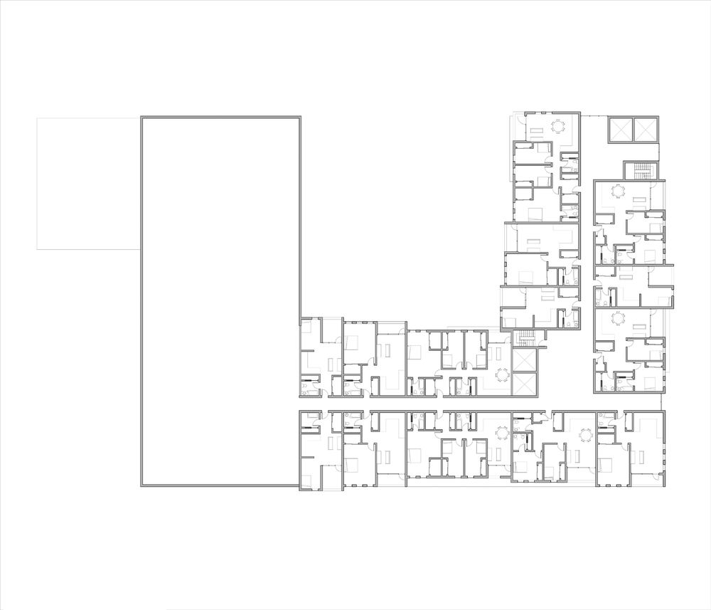 Floor plan || Revit