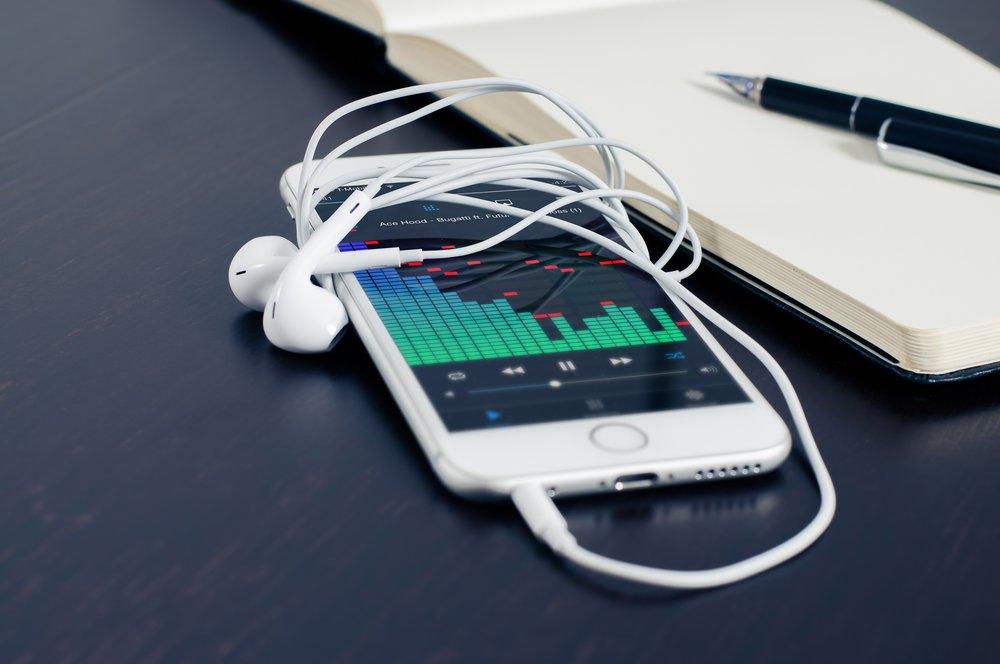 Ouça músicas espíritas diretamente em nosso site